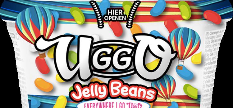 Uggo, candy, jelly, beans, snoep, snoepjes, hersluitbaar, pot