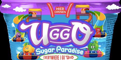 Uggo, candy, sugar, paradise, snoep, snoepjes, hersluitbaar, pot